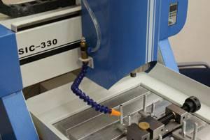 Система охлаждения инструмента жижкостью в комплекте с насосом