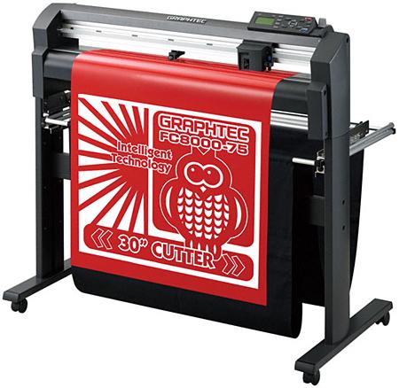 Режущий каттер Graphtec FC8000-75 (Япония)