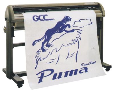 Режущий плоттер GCC Puma S-132S (Тайвань)