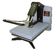 Вертикально откидной термопресс INSTA HTP-138