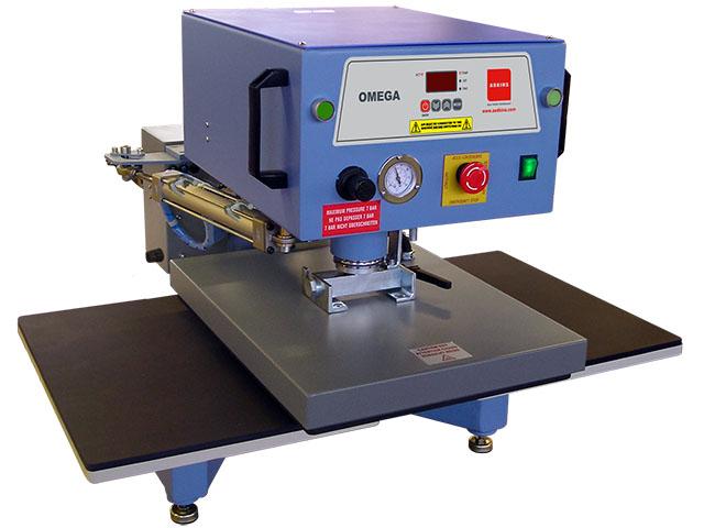 Полуавтоматические термопрессы компании Stahls (США) класса ПРЕМИУМ