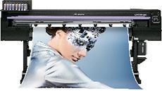 Mimaki СJV150-160 - широкоформатный сольвентный принтер-каттер